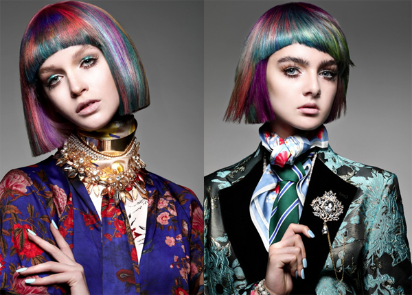 Chroma 3D Hair Color Inspirations - 2020