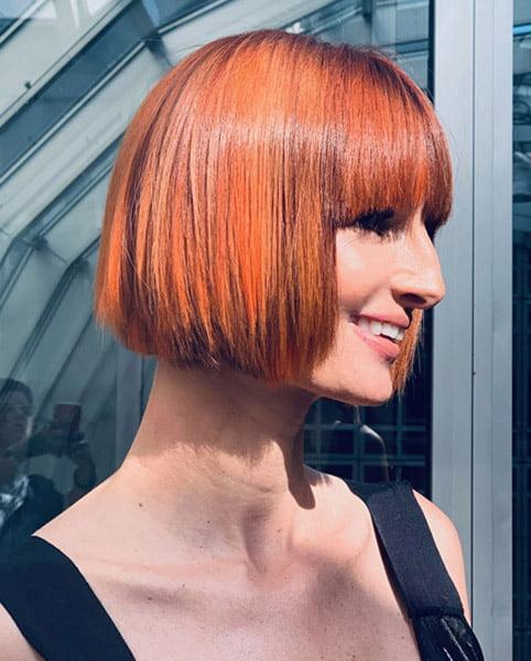Hair Oranges @ Intercoiffure AC - 2019
