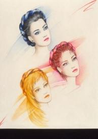 13  Dancing Hair 1986