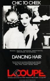 11  Dancing Hair 1986