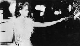 4 Dancing Hair 1986