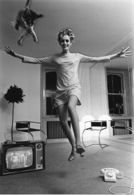 7  Helmut Newton
