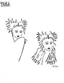 17  Tara Sketches