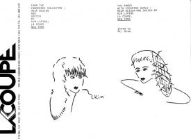 10  Angel Hair 1987 - Sketches