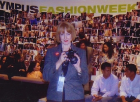 1  Helen At NY Fashion Week 2007 + Video Interview
