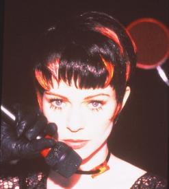 7  Musical Hair - Painted Gamine 1992