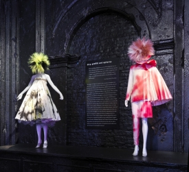 9  Punk: Chaos to Couture - 2013