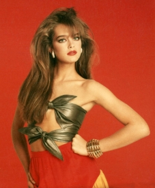 8  Brooke Shields, Cosmopolitan - 1981