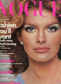 6  Rene Russo, American Vogue - 1975