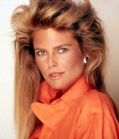 7  Christie Brinkley - 1983