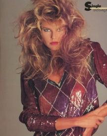 15  Christie Brinkley, Harper's Bazaar - 1981
