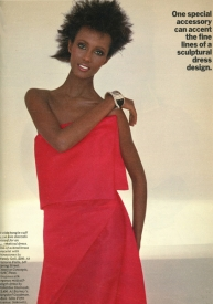 18  Iman, New York Times Weekend - Early 80s