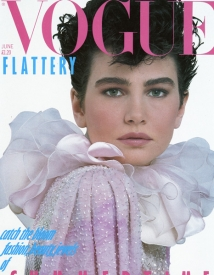 30  Terri Narr, British Vogue - 1982