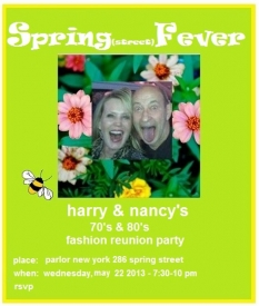 35 Harry & Nancy's Reunion Invitation - 2013