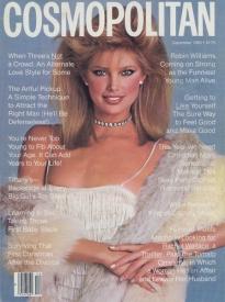 3  Kelly Emberg, Cosmopolitan - 1980