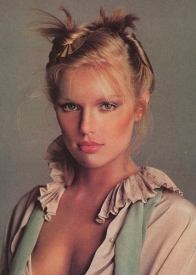 20  Patti Hansen American Vogue - 1977