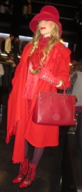 3 Seen on Scene New York Fashion Week - Fall 2014