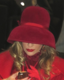 4 Seen on Scene New York Fashion Week - Fall 2014