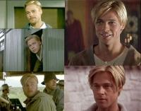 9  Brad Pitt - 1997