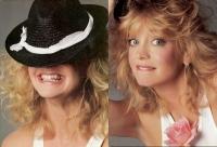 17  Goldie Hawn - 1984