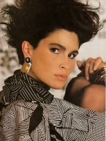 10  US Vogue KIm Williams - 1984