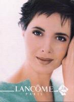 7  Isabella Rossellini Lancome - 1995