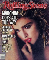 25  Rolling Stone Madonna - 1984