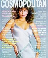24  Cosmopolitan Paulina Porizkova  - 1982