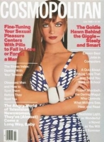 23  Cosmopolitan Paulina Porizkova - 1986