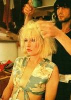5  John Sahag With Debbie Harry - 1993