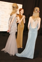16  Badgley Mischka NY Fashion Week - Fall 2015