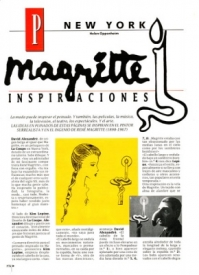 6  Magritte Inspirations