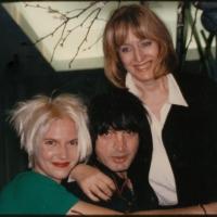 9   John, Rachel, Helen Creative Evening - 1997