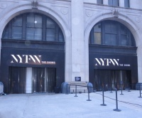 1  #NYFW  Skylight Moynihan Station - Spring 2016