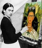 3  Frida Kahlo