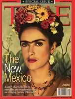 10   Salma Hayek as Frida Kahlo