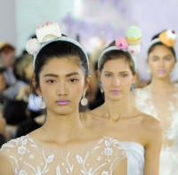 5  Ines Di Santo - Bridal Couture Fall 2017