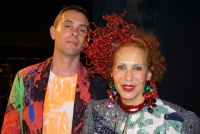 10   Ben Cooper &  Purely Patricia Fab Fashionistas NYFW 2018