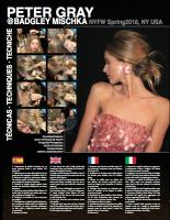 38  Peluquerias Magazine December 2018