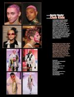 34  Peluquerias Magazine January 2018