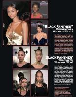 18  Black Panther F/W 2018  in Peluquerias Magazine