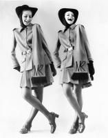 7A  The Fashion Group Moon Photo -  1969