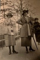 12  French Fashion, Women, and the First World War