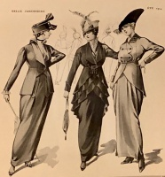 8   French Fashion, Women, and the First World War