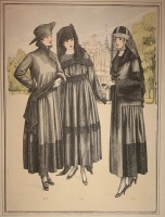9 French Fashion, Women, and the First World War