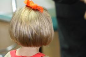 8   Three Year Old Future Hairdresser