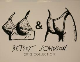 6   BETSEY JOHNSON S/S 2012