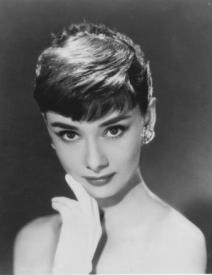 11  Audrey Hepburn